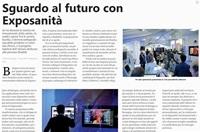 Articolo su Corriere di Bologna del 17/04/2018